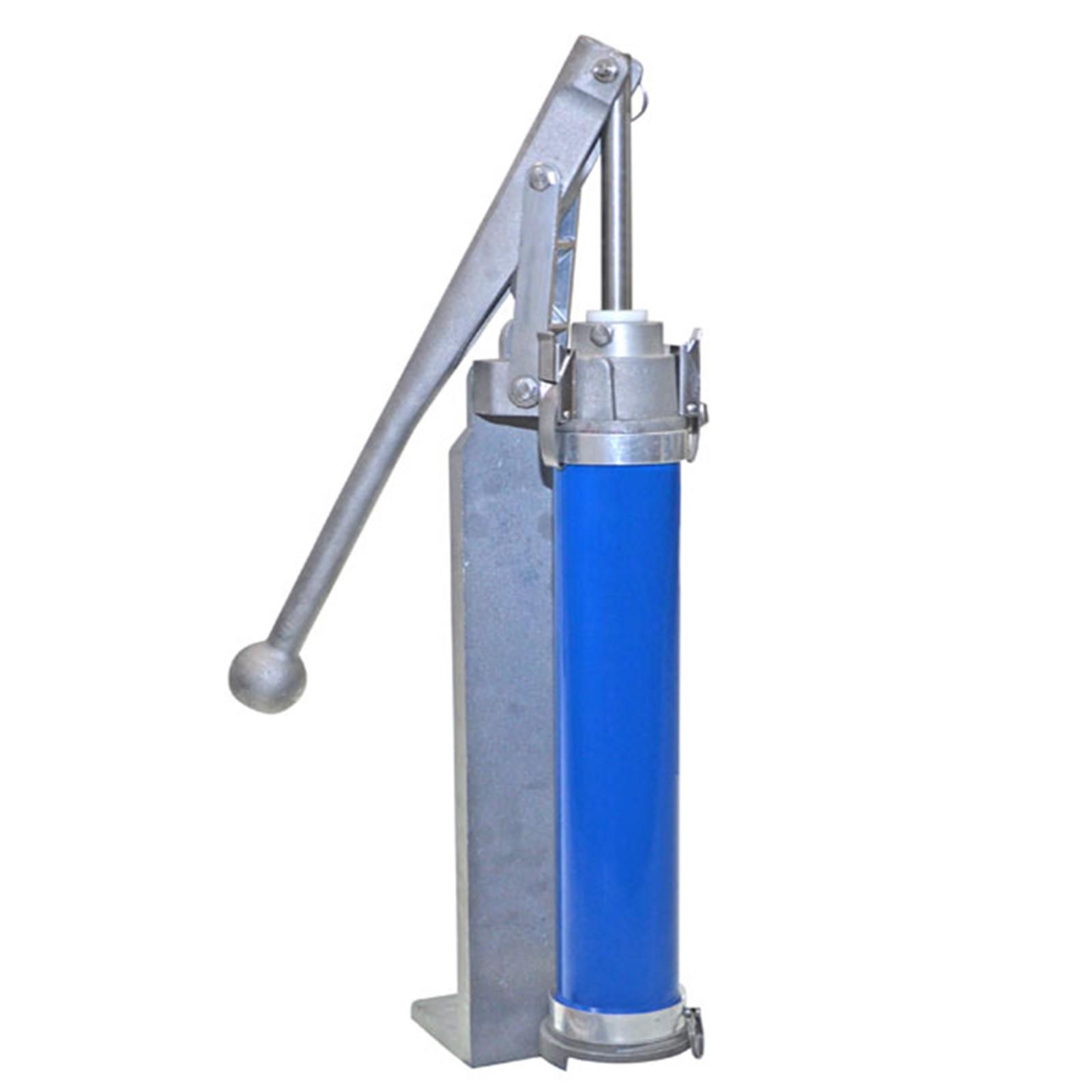 Pump Parts Diagram