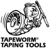 TapeWorm Taping Tool Parts