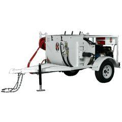 AST 150 Gallon Gas Powered Spray Rig