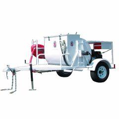 AST 270 Gallon Gas Powered Spray Rig