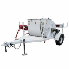 AST 350 Gallon Gas Powered Spray Rig