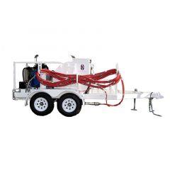AST 420 Gallon Diesel Powered Spray Rig