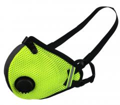 RZ Mask M2.5 - XL Safety Green