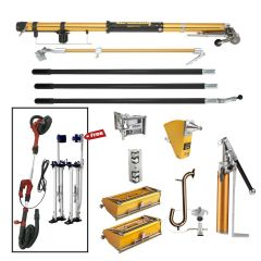 """TapeTech 10"""" and 12"""" Full Set w/ Free Sander and Stilts"""