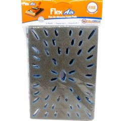 Flex Air Foam Sanding Pad Medium Grit - 5 Pack