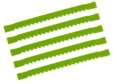 "TapeTech 6.5"" QuickBox™ QSX Notched Blades 5pk"
