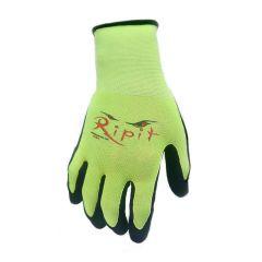 Rip-It Drywall Gloves (LG) - Hi Vis Yellow