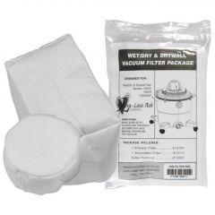 Dustless Filter Package D1603