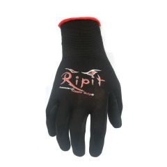 Rip-It Drywall Gloves (XL) - Black