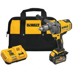 DeWalt 60-Volt MAX Lithium-Ion Cordless 1/2 in. Mixer/Drill w/ Battery, Charger and Bag