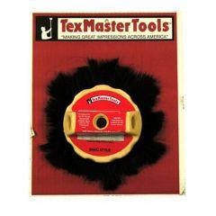 "TexMaster 8 1/2"" Shag Style Stipple Brush"