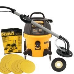 Porter Cable 10 Gal Pro Pack with Joest Discs