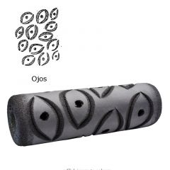 ToolPro Ojos Foam Texture Roller Cover