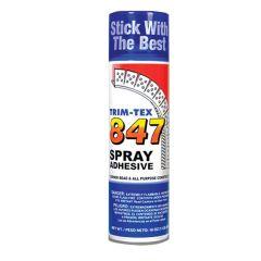 Trim-Tex 847 Spray Adhesive