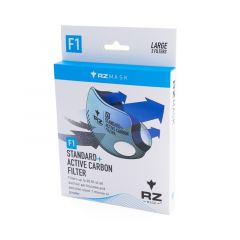 RZ Mask F1 Mask Filter - 3/Pack - Large