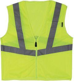 LIFT Safety Viz-Pro1 Vest (Yellow, Large)