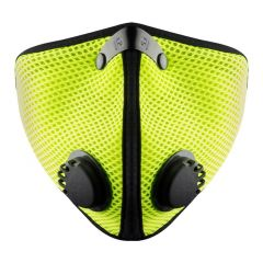 RZ M2 Mesh Mask - Safety Green - XL