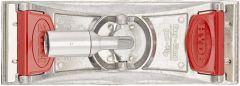 Hyde Tools Aluminum Pole Sander Head