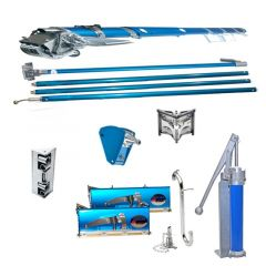 BlueLine Full Set of Automatic Drywall Taping Tools
