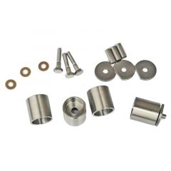 Corner Roller Wheel Replacement Kit (old style roller wheels)