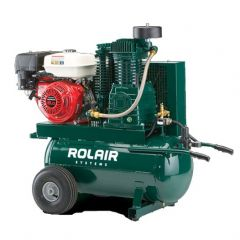 8hp Rol Air Compressor Cart w/ Regulator - 8230HK30