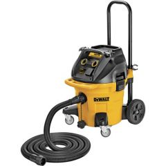 DeWalt 10 Gallon Wet/Dry HEPA Dust Extractor with Auto Filter Cleaning