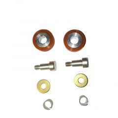 Flat Box Wheel Repair Kit - Orange